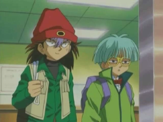 Rex/Weevil, one of the best Yugioh abridged characters