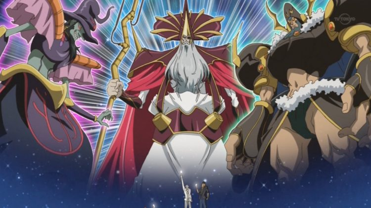 Nordic/Aesir, one of the worst archetypes in Yugioh history