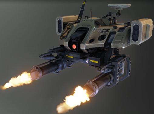 AP-3X, the best scorestreak in Infinite Warfare