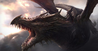 Top 10 Most Powerful Dragons Ever – Game of Thrones