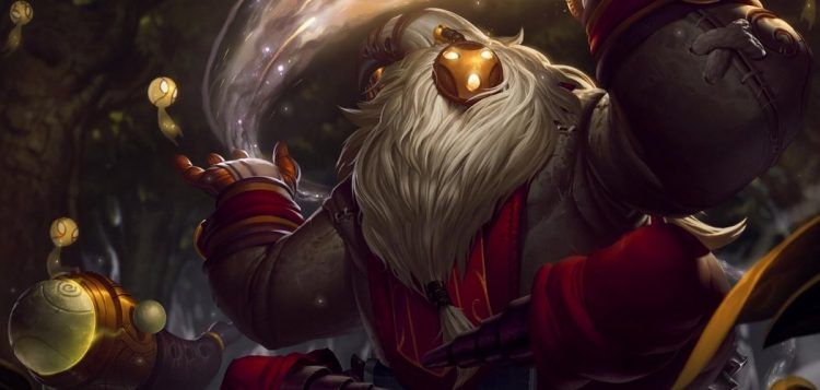 Bard, one of the most balanced League of Legends Champions