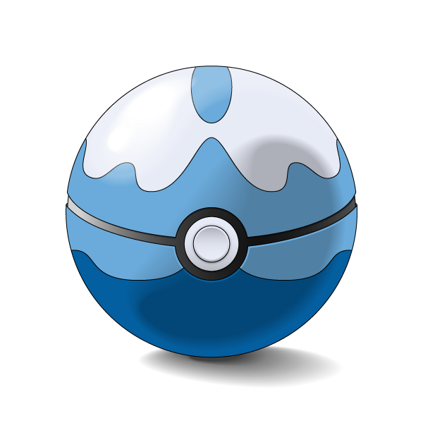 Dive Ball, one of the worst Poke balls