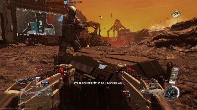 Drone Package, oneof the best scorestreaks in Infinite Warfare