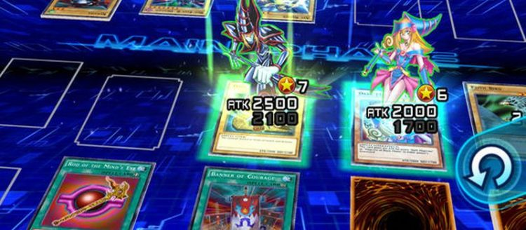 Duel Links, one of the best Yugioh video games ever