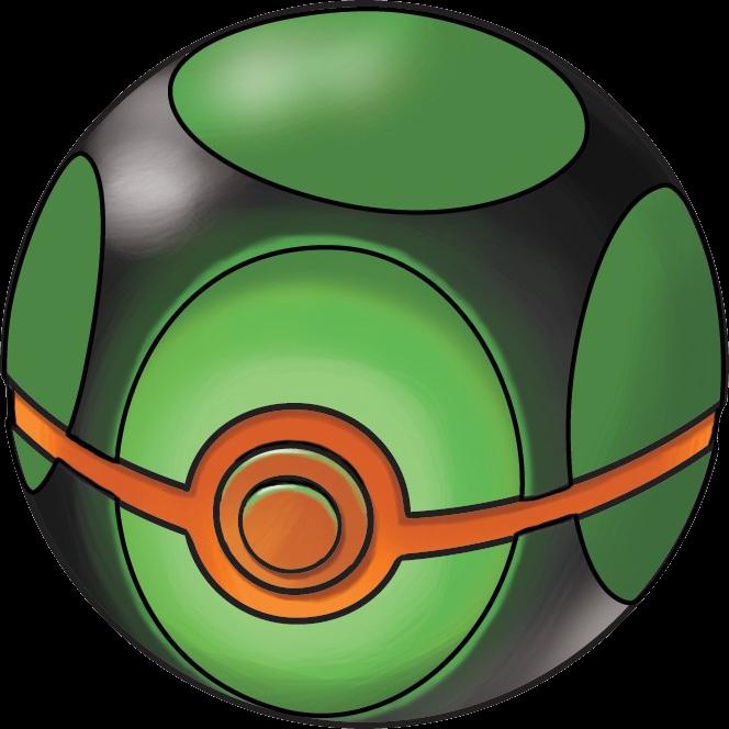 Dusk Ball, one of the worst Poke balls