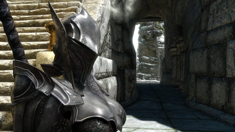 Skyrim where to find ebony helmet