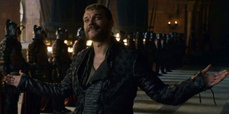 Euron Greyjoy, one of the best fighters in Game of Thrones Season 7