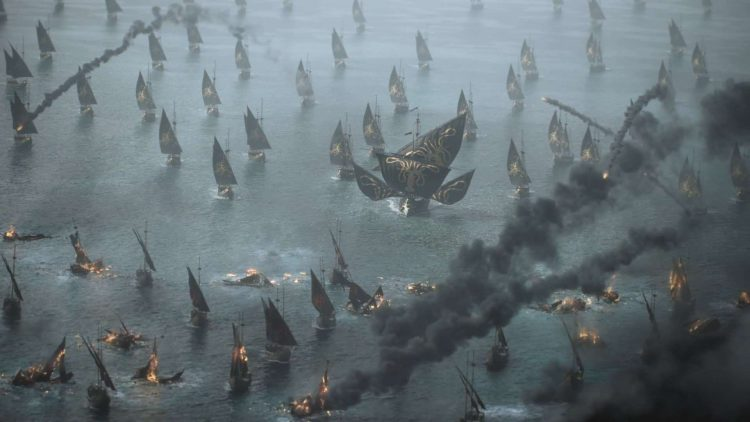 Euron has amassed the greatest fleet Westeros has ever seen