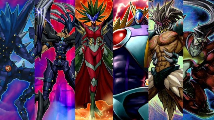 Evil Heroes, one of the worst archetypes in Yugioh history