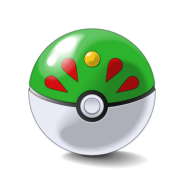 Friend Ball, one of the best Poke Balls