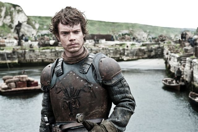 Greyjoy armor is some of the best in Game of Thrones