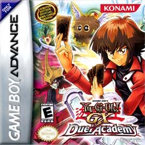Duel Academy, one of the best Yugioh video games ever
