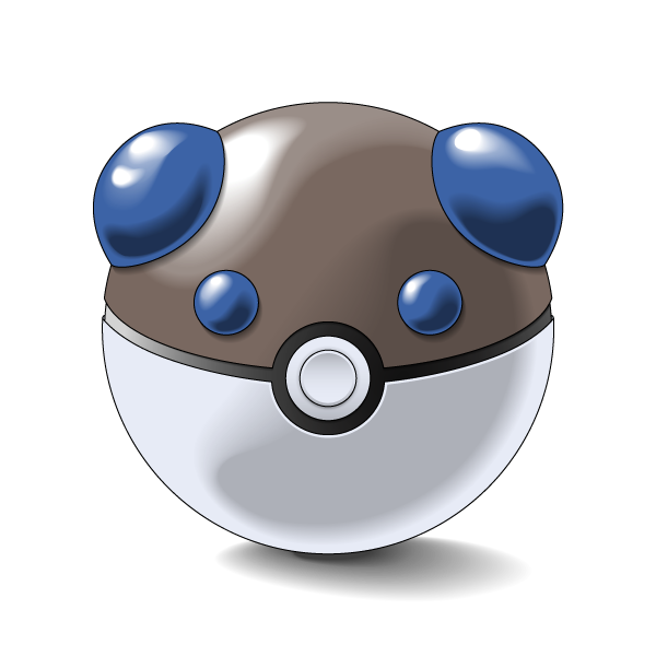 Heavy Ball, one of the best Poke Balls