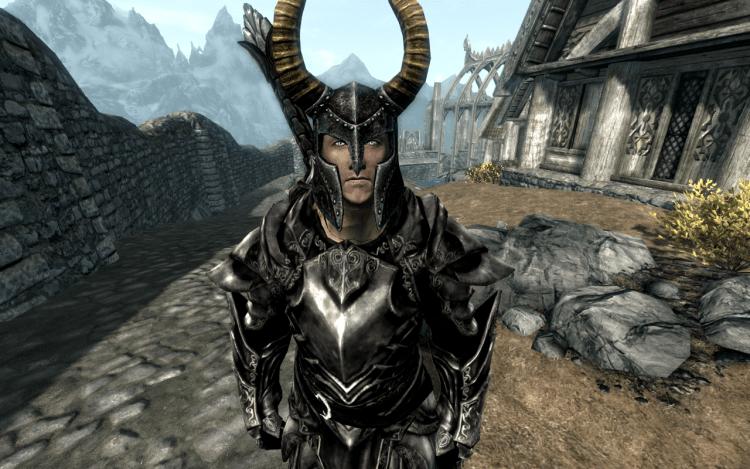 Helmet of Yngol, the 7th best heavy armor helmet in Skyrim