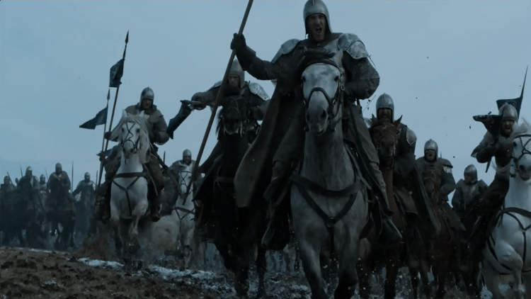Knights of the Vale are some of the best soldiers in Westeros