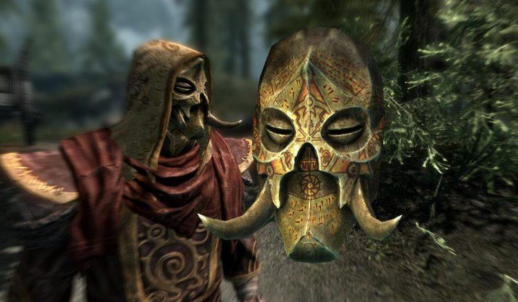 Konahrik, the best heavy armor helmet in Skyrim