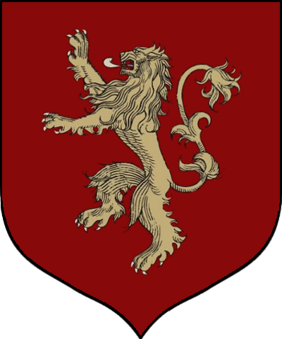 House Lannister, one of the best houses in Game of Thrones history