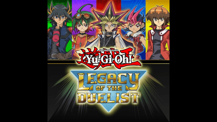 Legacy of the Duelist, one of the best Yugioh video games ever