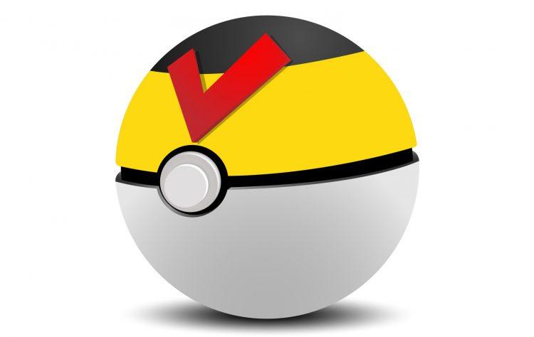 Level Ball, one of the worst Poke balls