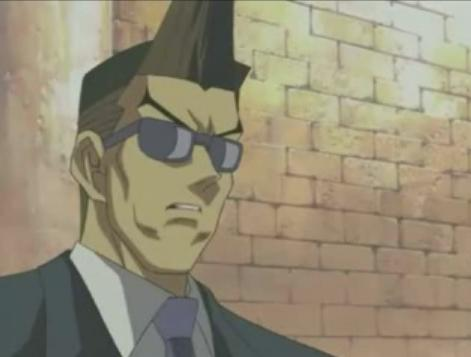 My hair guy, one of the best Yugioh abridged characters