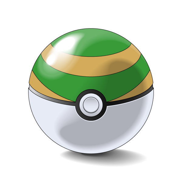 Nest Ball, one of the best Poke Balls