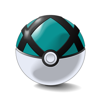 Net Ball, one of the best Poke Balls
