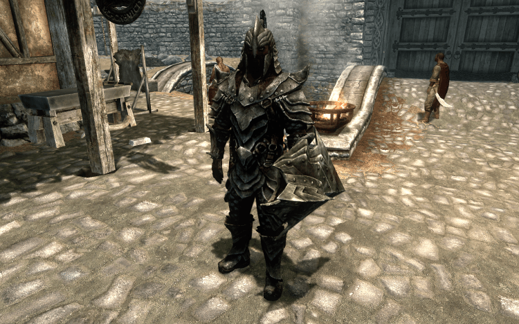 Top 10 Best Heavy Armor Helmets in Skyrim - QTopTens
