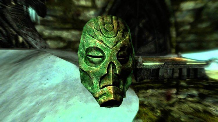 Rahgot, the 3rd best heavy armor helmet in Skyrim