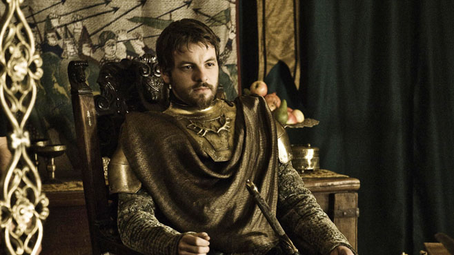 Renly Baratheon's armor is some of the best in Game of Thrones
