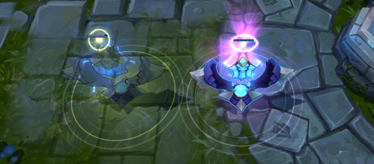 Season 3, one of the rarest ward skins in League of Legends