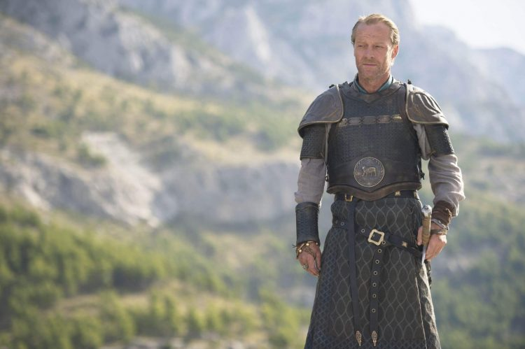 Ser Jorah Mormont's armor is some of the best in Game of Thrones