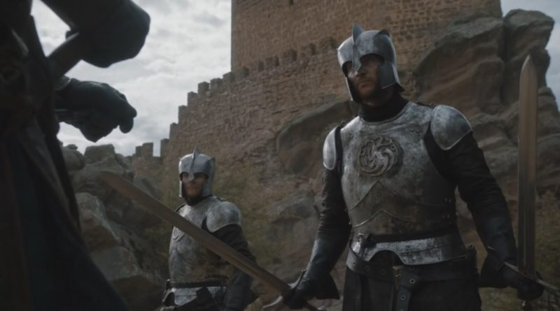 Targaryen armor is some of the best in Game of Thrones