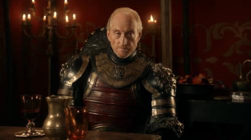 Tywin's armor is the best armor seen in Game of Thrones