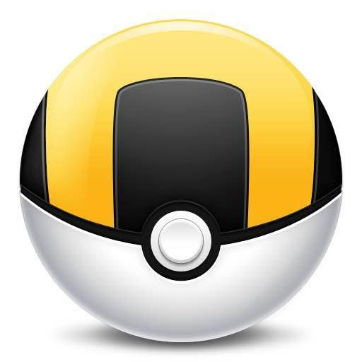 Ultra Ball, one of the best Poke Balls