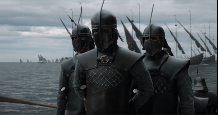 The Unsullied are skilled beyond belief, capable of beating almost any army