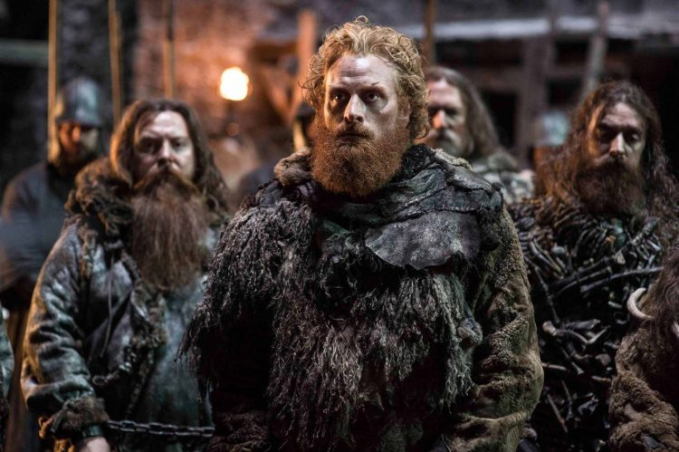 The wildlings fight for Jon Snow and are a formidable force