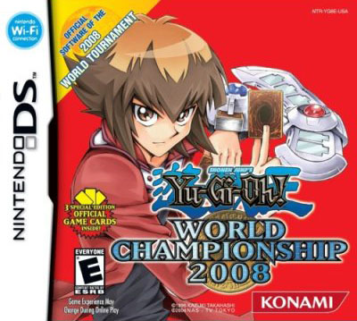 World Championship 2008, one of the best Yugioh video games ever