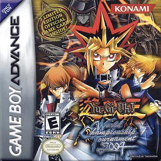 World Championship Tournament 2004, one of the best Yugioh video games ever
