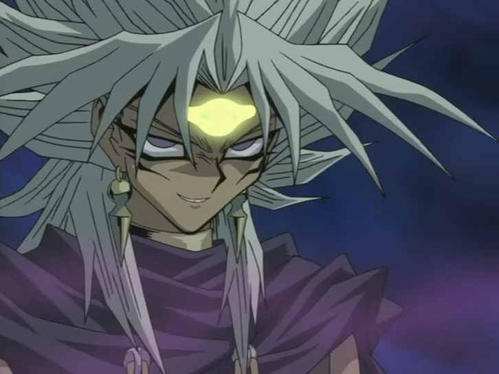 Yami Marik, one of the best Yugioh abridged characters
