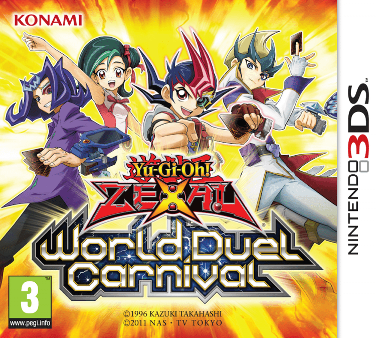 ZEXAL World Duel Carnival, one of the best Yugioh video games ever