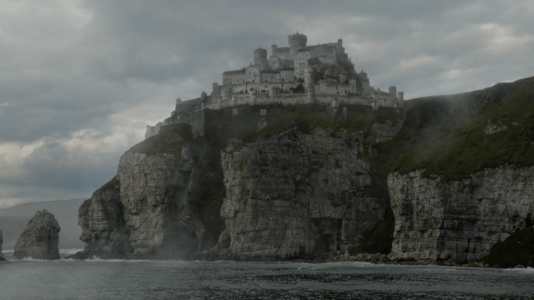 We finally got to see Casterly Rock in season 7