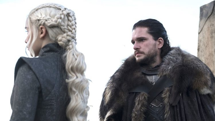We find out Jon Snow is actually called Aegon Targaryen