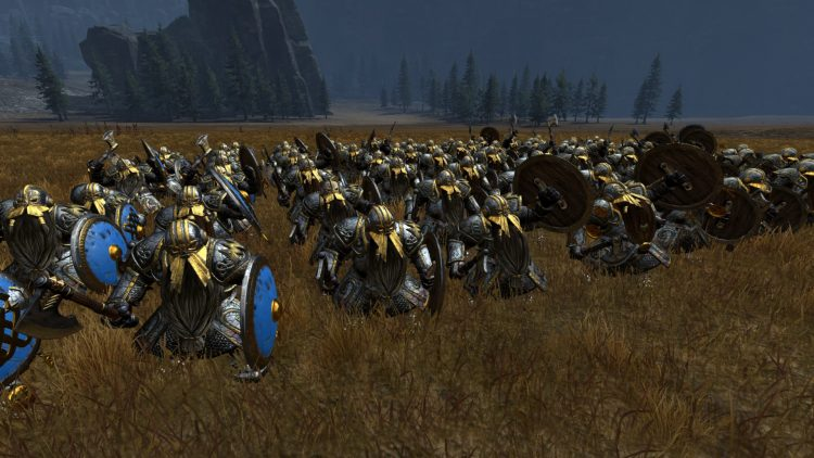 Ironbreakers, one of the best Dwarf units in TOTAL WAR: WARHAMMER
