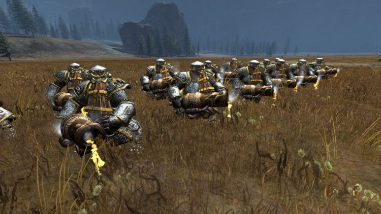 Irondrakes, one of the best Dwarf units in TOTAL WAR: WARHAMMER