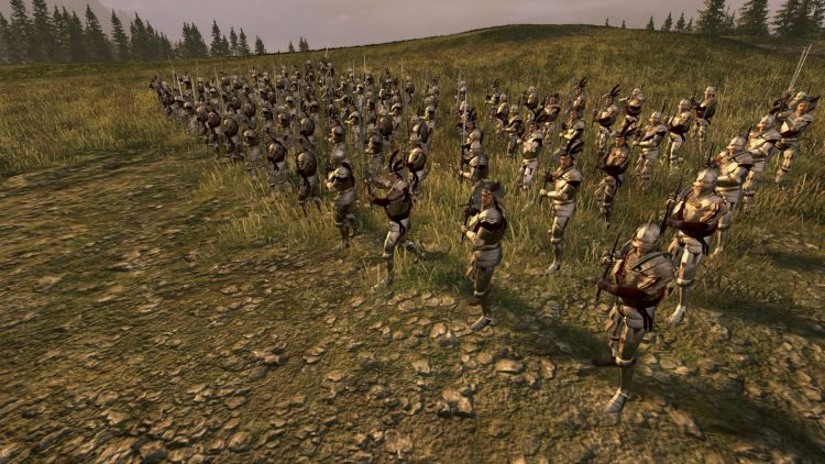 Greatswords, one of the best Empire units in TOTAL WAR: WARHAMMER