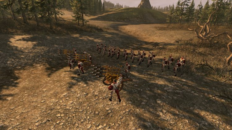 Hellstorm Rocket Battery, one of the best Empire units in TOTAL WAR: WARHAMMER