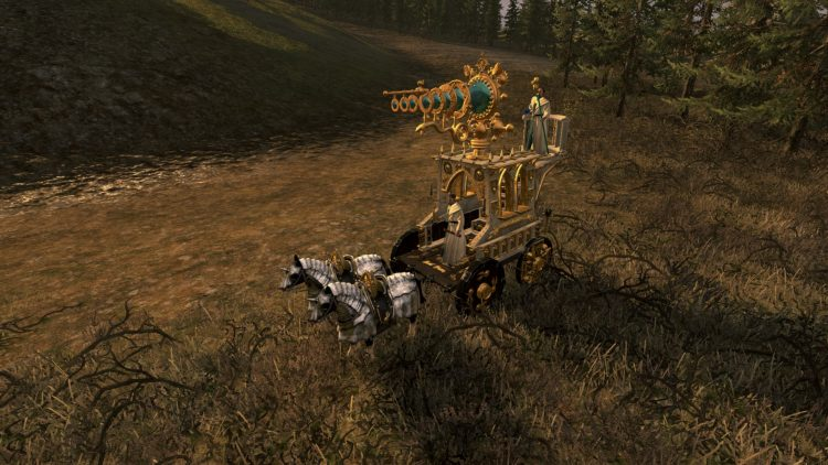 Luminark of Hysh, one of the best Empire units in TOTAL WAR: WARHAMMER