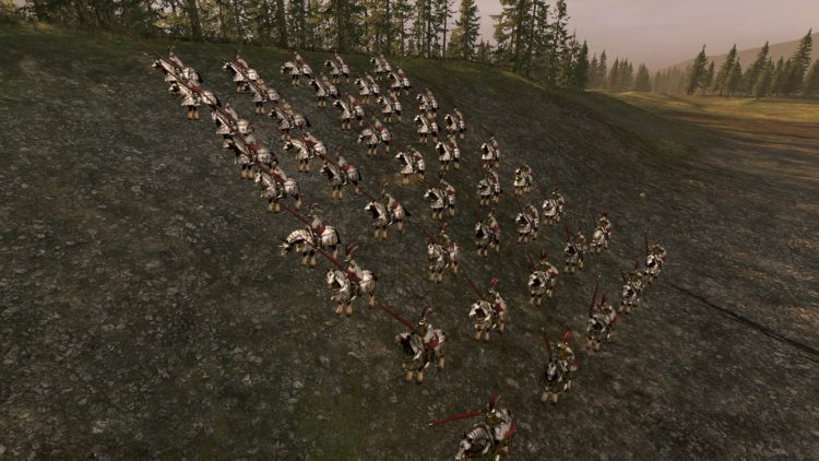Reiksguard, one of the best Empire units in TOTAL WAR: WARHAMMER