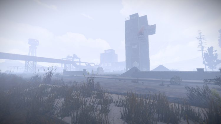 Trainyard, one of the best momuments in Rust
