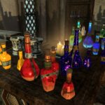 Top 10 Best Potions in Skyrim